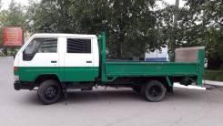 Toyota Dyna. Продается грузовик Тойота Дюна -двухкабинник,3 тонны., 4 100 куб. см., 3 000 кг.
