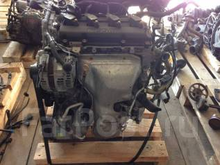 Двигатель в сборе. Nissan Teana, TNJ31 Nissan Altima Nissan Presage, TNU31, PU31, PNU31, TU31 Двигатели: QR25DE, NEO, QR25