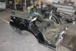 Задняя часть автомобиля. Nissan Stagea, WGNC34