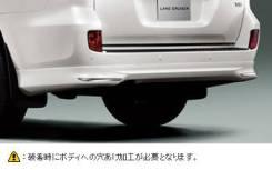 Губа. Toyota Land Cruiser, UZJ200W, GRJ200, URJ200, URJ202, UZJ200, VDJ200, URJ202W Двигатели: 1VDFTV, 1URFE, 3URFE, 1GRFE, 2UZFE. Под заказ