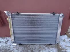 Радиатор охлаждения двигателя. Lexus RX330, MCU38, MCU33 Lexus RX350, MCU38, MCU33 Lexus RX330 / 350, MCU33, MCU38 Toyota Harrier, MCU35, MCU36, MCU30...