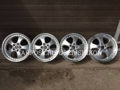Bridgestone Lowenzahn. 7.5x18, 5x114.30, ET48, ЦО 72,0мм. Под заказ