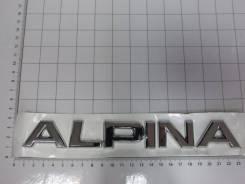 Эмблема. Alpina BMW