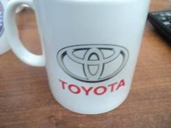 Кружка Toyota. отправка по стране. Toyota Cynos