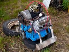 Двигатель в сборе. ЗАЗ Запорожец