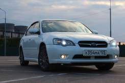Subaru Legacy B4. автомат, 4wd, 2.0 (180 л.с.), бензин, 245 000 тыс. км