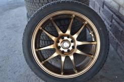 Sakura Wheels 346. 7.0x17, 4x100.00, 4x114.30, ET42, ЦО 73,1мм.