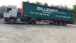 Van Hool. Продается полуприцеп 13м, 32 000 кг.