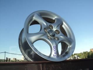 Toyota. 6.0x15, 5x100.00, ET45