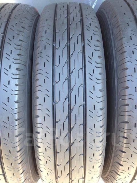 Bridgestone Ecopia R680. Летние, 2013 год, 5%, 4 шт