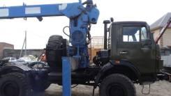 Камаз 4310. Продам седельный тягач с крановой установкой, 6 000 куб. см., 20 000 кг.