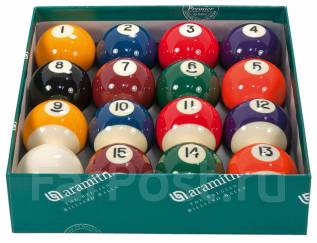 Продам бильярдные шары Aramith Premier 57.2MM