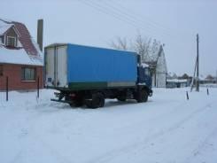 МАЗ. Срочно продам -фургон, 14 860куб. см., 10 000кг.