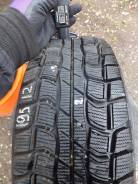 Dunlop Graspic DS1. Зимние, без шипов, 2001 год, износ: 10%, 2 шт. Под заказ