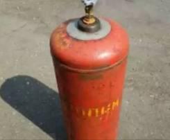 Продам газовый баллон