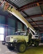 Челябинец КС-45721-25. Продам автокран, 25 000 кг., 22 м.