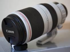 Canon EF 100-400 (II) L IS USM. Для Canon, диаметр фильтра 77 мм