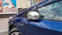 Накладка на зеркало. Toyota Prius, ZVW30, ZVW30L