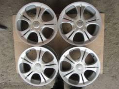 Bridgestone Alpha. 7.0x17, 4x114.30, 5x114.30, ET40, ЦО 72,0мм.