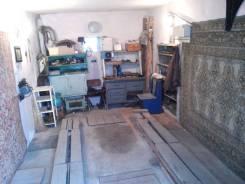 Продам гараж. Байкальская, р-н окт., 21 кв.м., электричество, подвал.