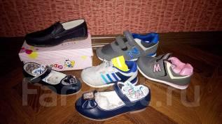 Распродажа детской обуви Россия. (все по 300-800 рублей ). Акция длится до 31 августа