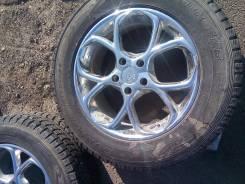 Зимние колеса на Escudo, X-Trail и тд. 7.0x17 5x114.30 ET48