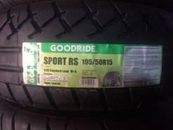 Goodride Sport Rs. Летние, 2017 год, без износа, 4 шт