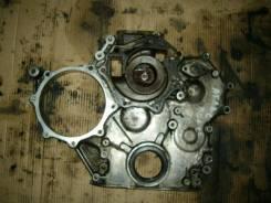 Лобовина двигателя. Nissan Atlas, AGF22 Двигатель TD27