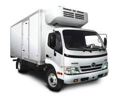 Hino 300. рефрижератор, 4 009 куб. см., 3 650 кг.