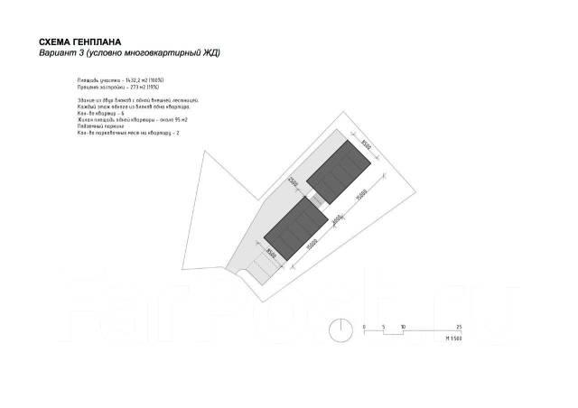 Продам отличный земельный участок в р-не ф. Заря, 1432кв. м. 1 432 кв.м., собственность, электричество, вода, от частного лица (собственник)