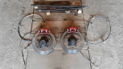 Диск тормозной. Suzuki Jimny, JB33W, JB43W