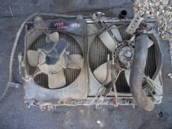 Радиатор охлаждения двигателя. Mitsubishi RVR, N23WG, N21WG, N21W, N11W, N23W, N13W Mitsubishi Chariot, N43W, N33W Двигатель 4G63