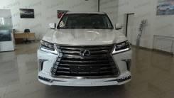 Обвес кузова аэродинамический. Lexus LX570 Lexus LX450d, URJ200 Двигатель 1VDFTV. Под заказ
