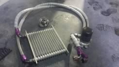 Проставка под масляный радиатор. Toyota Mark II, JZX110 Двигатель 1JZGTE