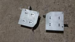 Крепление автомагнитолы. Subaru Forester, SG5
