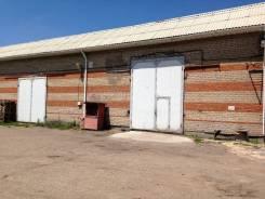 Сдается теплое помещение 420 м2. 420 кв.м., улица Резервная 31, р-н 6 км