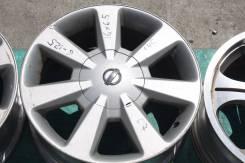 Nissan. 6.5x16, 5x114.30, ET45, ЦО 67,0мм.