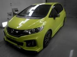 Honda Fit. вариатор, передний, 1.5 (132 л.с.), бензин, 40 000 тыс. км, б/п. Под заказ