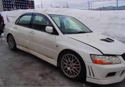 Дверь боковая. Mitsubishi Lancer Evolution, CT9A Двигатель 4G63T