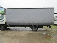 Hyundai HD78. DLX+ABS штора с одной сторон, 4 000 куб. см., 5 000 кг.