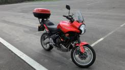 Kawasaki KLE 650. 649 куб. см., исправен, птс, с пробегом