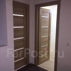 Профессиональная установка межкомнатных, деревянных дверей.