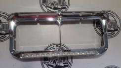 Ободок фары. Kenworth T660 Kenworth T800 Kenworth W900 Freightliner Classic Freightliner FLD SD Peterbilt 367