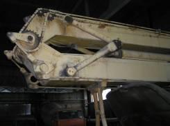 ЗИЛ АГП-22.04. Продам автовышку трехколенку ВС-22.04; на шасси вездехода ЗИЛ-131, 1 111 куб. см., 22 м.