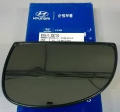 Стекло зеркала. Hyundai Accent