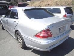 Задний бампер Lorinser Mercedes-Benz W220