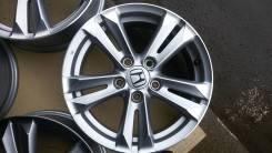 Honda. 6.0x16, 5x114.30, ET45, ЦО 64,1мм.