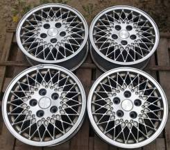 Light Sport Wheels LS 300. 6.0x15, 5x114.30, ET43, ЦО 67,1 мм.