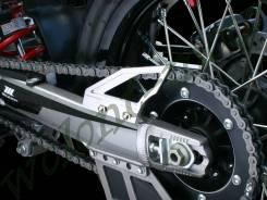 Защита цепи ZE81-2002 Темно серый ZETA Heel Guard KLX250, D-TRACKER/X, 250SB