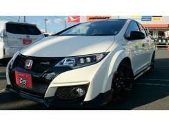 Honda Civic Type R. механика, передний, 2.0 (310 л.с.), бензин, 4 000 тыс. км, б/п. Под заказ